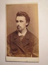 Wien - Mann mit Bart - Portrait um 1880 / CDV