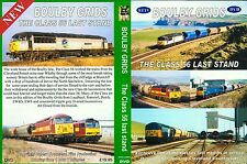 7102 Boulby Grids... The Class 56 Last Stand - Curtain call