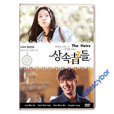 """BUY 5 GET 1 FREE""  THE HEIRS- Korean TV Drama (5 DVDs) Excellent English Subs!"