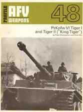AFV Weapons Profile 48 - Pzkpfw VI TigerI e TigerII King Tiger - DVD