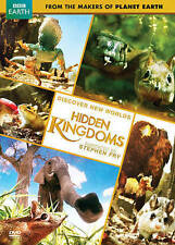 Hidden Kingdoms (Original UK Version of Discovery's Mini Monsters) by Various