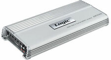 LOGIC SOUNDLAB AXP2002 2000 WATTS 2 CHANNEL BUILT-IN MOSFET POWER AMPLIFIER AMP