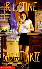 The Baby-Sitter IV (Point Horror Series)-ExLibrary