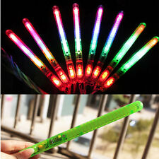 5Pc Wand LED Glow Flashing Light Up Stick Patrol Blinking Concert Party Favors