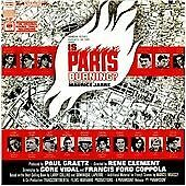 Maurice Jarre - Is Paris Burning? [Original Soundtrack Recording] rare excellent