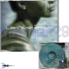 "PREZIOSO feat MARVIN ""LET ME STAY"" RARE CDM ITALO DANCE - MINT"