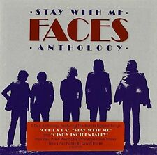 FACES - Stay With Me: Faces Anthology (Rhino, Australia 2014) BRAND NEW & SEALED