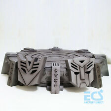 G1 Transformers DMK Exhibition MP Display Base Stand Booth Resin Optimus Prime !