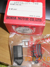 GENUINE HONDA C50  C70  PA50  CARBURETOR FLOAT SET 16013-124-760  NOS