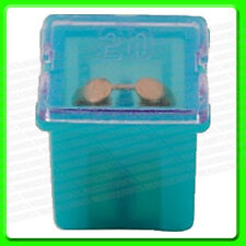 12V 20A Blue Short PAL Slow Blow Mini Fuse [30482]