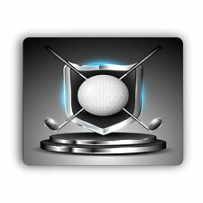 """Golf Trophy Computer Mouse Pad for Home and Office Size 8""""x10"""""""