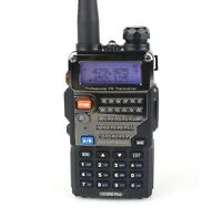 2X  BAOFENG UV-5RE+ Plus Dual Band 2-way Radio 136-174 / 400-520MHZ+ Earpiece
