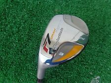 Left Hand TaylorMade r7 Draw Rescue 3 Hybrid 19 Steel 90 Gram Stiff Flex Shaft