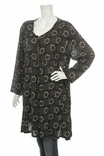 THE MASAI CLOTHING COMPANY VISCOSE DRESS KLEID TUNIC  TUNIKA Size L
