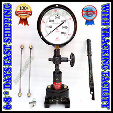 Diesel Injector Nozzle Tester 420Bar / 6000PSI Dual Scale Gaug CAV England Model