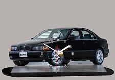BMW 5 E39 -04, MINIATUR MODELLAUTOS in der Uhr