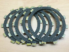 New Clutch Plates for Suzuki GS 125 Set of 5 Plates 1982-1999