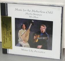 WATER LILY GOLD WLA-CS-49-CD: Music For The Motherless Child - Simpson - OOP SS