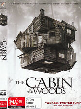 The Cabin In The Woods-2011-Chris Hemsworth- Movie-DVD