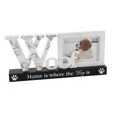 Best of Breed Dog Photo Frame - Woof  NEW  22273