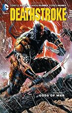 Deathstroke Vol. 1: Gods of Wars (The New 52) New Paperback Book Tony Daniel