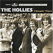 THE HOLLIES CHANGIN' TIMES 5 x CD SET NEW!