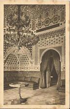 Tarjeta Postal BELLEZAS Y ENCANTOS DE ARANJUEZ. Palacio Real. Salón árabe.