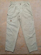 Men's Fjall Raven Vintage Trousers Pants Size 50 W 38 L 32 Genuine Mint