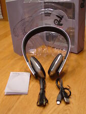 Zedd Sound wireless Bluetooth noise cancelling headphones - Silver - ZSound