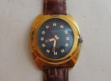 POLJOT  Chaika Seagull gold plated USSR vintage men's mechanical watch