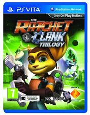 Ratchet et clank trilogy (Playstation Vita)