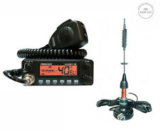 Kit de radio móvil CB presidente Harry 3 ASC + Missouri Multi Canal Coche Camión Van