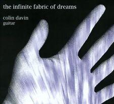 The Infinite Fabric of Dreams (CD, 2011, Colin Davin)