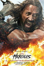 Hercules (2014) Movie Poster (24x36) - Dwayne Johnson, The Rock, Irina Shayk