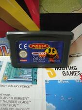 Game Boy Advance GBA:Pac-Man World [TOP NAMCO / 1ERE EDITION] SEUL - Fr