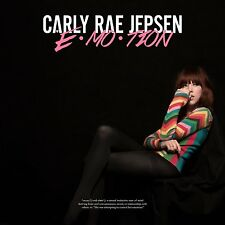 CARLY RAE JEPSEN - EMOTION (E*MO*TION): CD ALBUM (September 18th 2015)