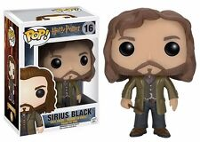 Funko Pop! Movies Harry Potter - Sirius Black Vinyl Action Figure