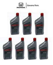 7 Quarts GENUINE HONDA Automatic Transmission oil Fluid ATF DW1 Acura Sterling