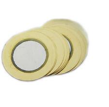 Electronic Components accessories:100pcs 27mm Piezoelectric Ceramic pieces