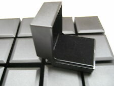 50 x NEW BLACK RING BOXES GREAT FOR JEWELLERY PRESENTATION