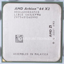 AMD Athlon 64 X2 4600+ Socket 939 CPU ADA4600DAA5CD ADA4600DAA5BV 100% tested