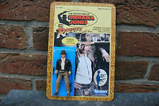 INDIANA JONES KENNER 1982 RAIDERS OF THE LOST ARK FIGURE NO STAR WARS VINTAGE