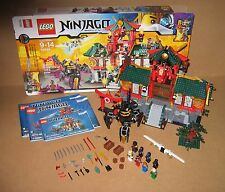 70728 LEGO Battle for Ninjago City 100% Complete box & Instructions EX COND 2014