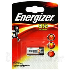 1 x Energizer Lithium CR2 battery 3V CR17355 EL1CR2 DLCR2 Photo Camera EXP:2026