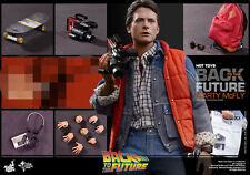 """Hot Toys Back to the Future:1/6 scale Marty McFly 12"""" Collectible Figure MMS257"""