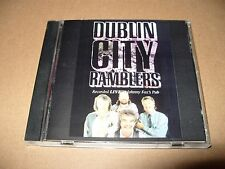 The Dublin Ramblers - Live at Johnny Fox's Pub (2000) cd Excellent  Condition