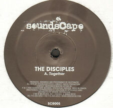 THE DISCIPLES - Together - 2005 - Soundscape - SCR-005 - Swe