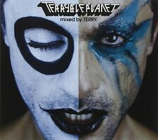 Terryble Planet (Mixed by Terry) (SEALED CD)  Spirit Catcher Pepe Deluxe Freaks