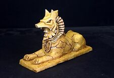 Anubis sphinx résine modèle, pour gn et wargames