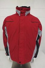 Alpine Design Red 3-in-1 Jacket System Men's Medium Satisfaction Guaranteed LOOK